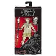 "Star Wars Black TFA E7 Constable Zuvio 6"" Action Figure"
