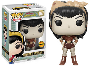 DC Bombshells Wonder Woman CHASE Pop! Vinyl Figure