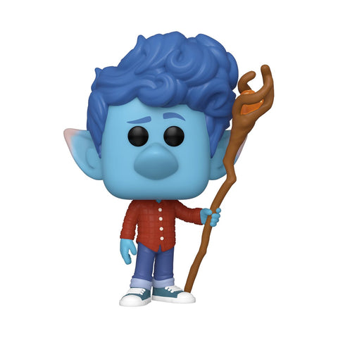 Preorder Onward Ian with Staff Pop! Vinyl Figure PO P550
