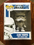 Funko Pop! Clone Trooper (Vaulted) Vinyl Figure #21