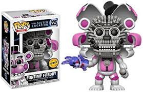 Five Nights Sister Location Funtime Freddy CHASE Pop! Vinyl Figure