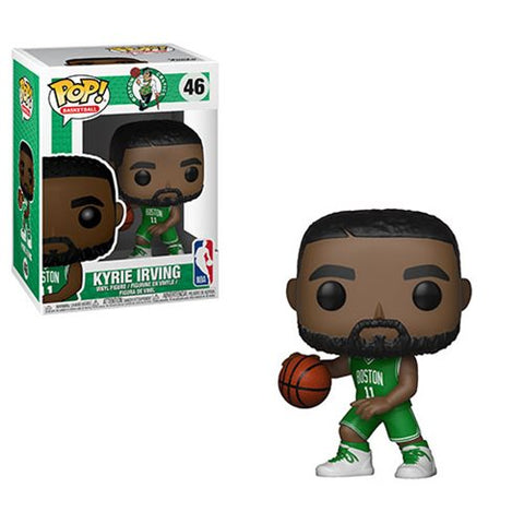 Funko NBA Celtics Kyrie Irving Pop! Vinyl Figure #46 Kramer Toy Warden Greenhills, Alabang Mall, Philippines