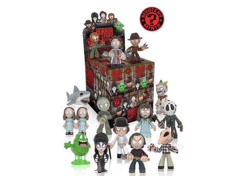 Horror Collection Mystery Minis Series 3- Assorted Singles