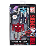 Transformers Titans Return Wingspan & Cloudraker Walgreens Exclusive
