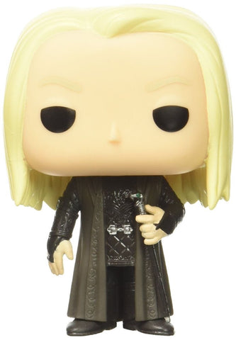 Harry Potter Lucius Malfoy Pop! Vinyl Figure Not Mint