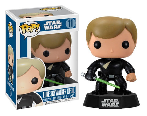 Funko Pop! Luke Skywalker (Jedi) Vinyl Figure #11
