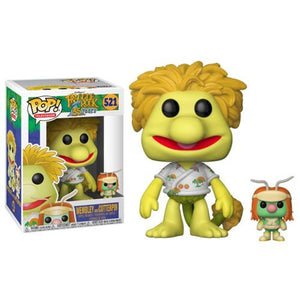 Fraggle Rock Wembley with Doozer Pop! Vinyl Figure #521