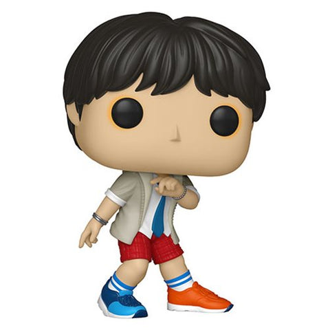 Funko Pop Rocks:  BTS J-Hope  Vinyl Figure Kramer Toy Warden Greenhills, Alabang Mall, Philippines