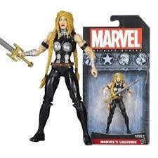 "Marvel Infinite 3.75"" Valkyrie action figure"