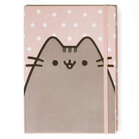Pusheen the Cat Polka Dot Journal