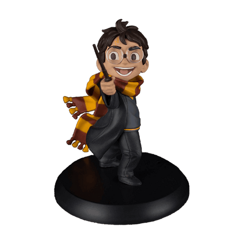 Harry Potter: HARRY's 1st SPELL Q-Fig Vinyl Figure