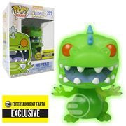 Rugrats Reptar Glow-in-the-Dark Pop! Vinyl Figure #227 - Entertainment Earth Exclusives
