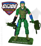 "G.I. Joe 3.75"" Convention 2017 Brian ""Blaster"" Davis Loose"