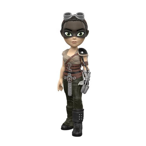 Mad Max: Fury Road Furiosa Rock Candy Vinyl Figure