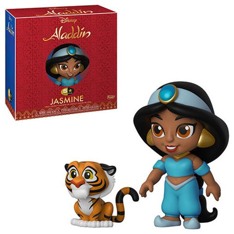 Aladdin - Jasmine 5 Star Vinyl Figure Kramer Toy Warden in the Philippines