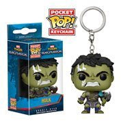 Thor Ragnarok Hulk Pocket Pop! Vinyl Key Chain