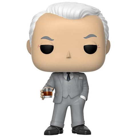 Preorder Mad Men Roger Pop! Vinyl Figure PO P550