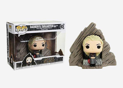 Funko Game of Thrones Daenerys on Dragon stone Pop! Vinyl Figure Kramer Toy Warden Greenhills, Alabang Mall, Philippines