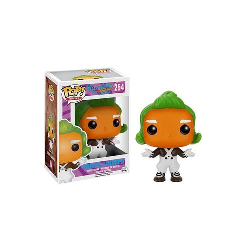 Willy Wonka Oompa Loompa Pop! Vinyl Figure