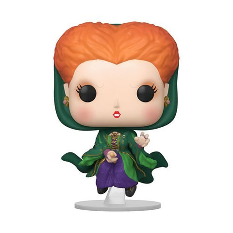 Preorder Disney Hocus Pocus Winifred Flying Pop! Vinyl Figure PO P550