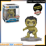 Avengers Assemble Hulk Pop! Vinyl Figure Deluxe Exclusive