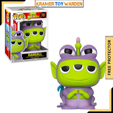 Pixar Alien Remix RANDALL Pop! Vinyl Figure # 761