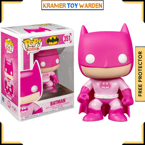 Batman Breast Cancer Awareness Pop! Vinyl Figure # 351