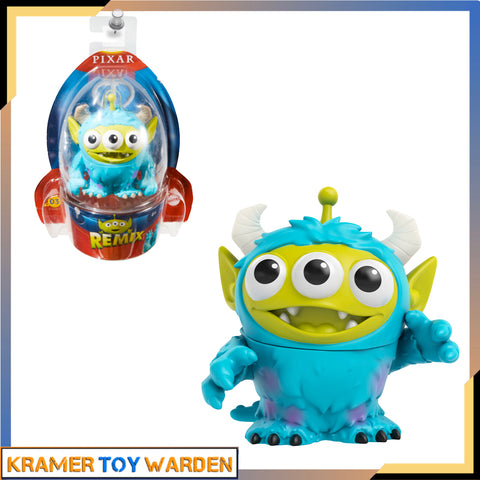 Disney Pixar Toy Story Alien Remix Series 1 Sulley