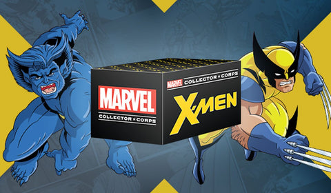 Marvel Collector Corps X-Men Amazon Exclusive Kramer Toy Warden in the Philippines