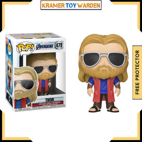 Avengers Endgame: Thor in Civilian Clothes Pop! Vinyl Figure # 479