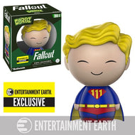 Fallout Vault Boy Toughness Dorbz Vinyl Figure - EE Exclusive