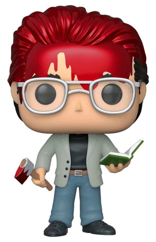 Stephen King with Axe and Book Pop! Vinyl Figure Exclusive
