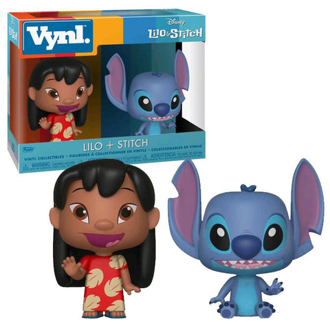 VYNL: Lilo&Stitch-2PK– Lilo&Stitch Kramer Toy Warden in the Philippines