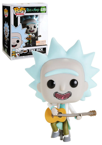 Rick And Morty Tiny Rick  BoxLunch Exclusive Pop! Vinyl Figure