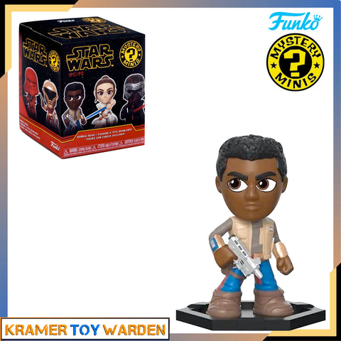Mystery Minis Star Wars Rise of Skywalker - FINN vinyl figure