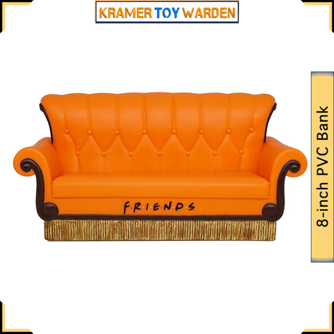 Friends TV Series Couch PVC Bank