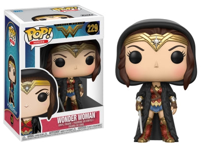 Wonder Woman Movie Cloak Pop! Vinyl Figure