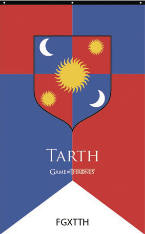 Game of Thrones Tarth Sigil Banner