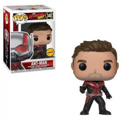 Ant-Man & The Wasp Ant-man CHASE Pop! Vinyl Figure #341