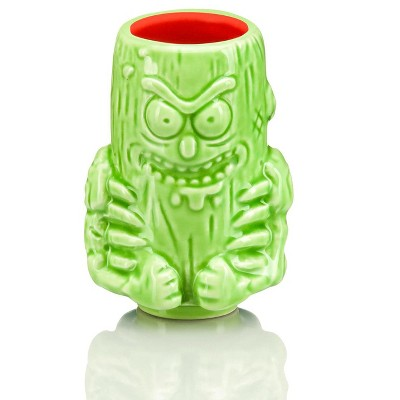 Rick and Morty: Pickle Rick 2 oz. Geeki Tikis Muglet