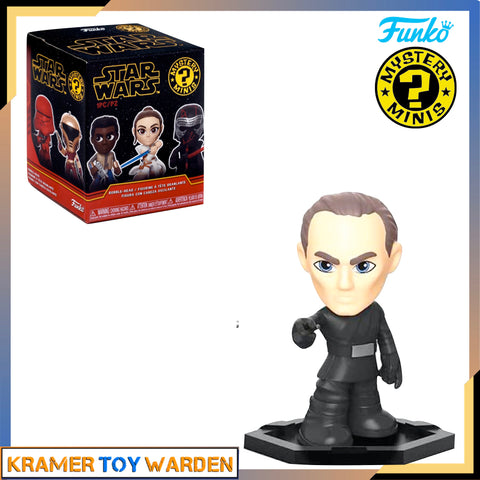 Mystery Minis Star Wars Rise of Skywalker - GEN. PRYDE vinyl figure