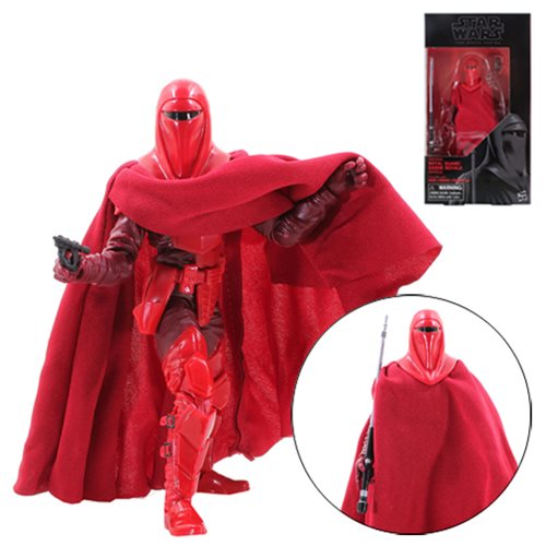 Star Wars The Black Series Imperial Royal Guard 6-Inch action figure