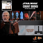 Hot Toys STAR WARS Episode II: Count Dooku Premium Articulated Figure MMS496