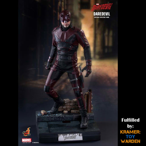 Hot Toys DAREDEVIL 1/6th Scale Collectible Figure TMS003 - Sealed