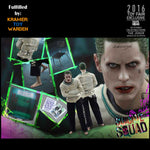 Hot Toys Suicide Squad THE JOKER 1/6th Scale 2016 EXCLUSIVE Version Collectible Figure MMS373 - MINT