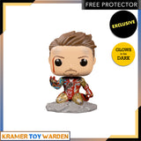 Funko Pop! Avengers Endgame: I Am IRON MAN with Gauntlet Vinyl Figure EXCLUSIVE #580