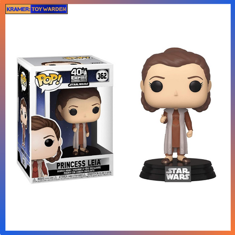 Star Wars: Empire Strikes Back Leia Bespin Pop! Vinyl Figure