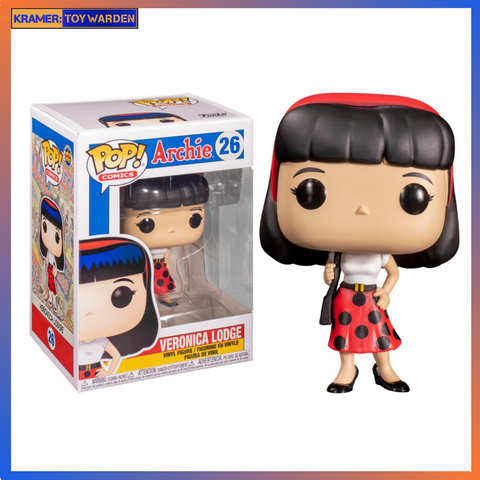 Archie Comics Veronica Pop! Vinyl Figure