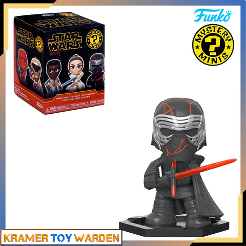 Mystery Minis Star Wars Rise of Skywalker - KYLO REN vinyl figure