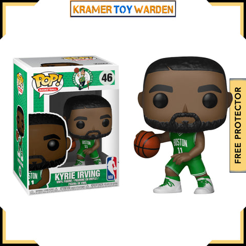 NBA Celtics Kyrie Irving Pop! Vinyl Figure #46